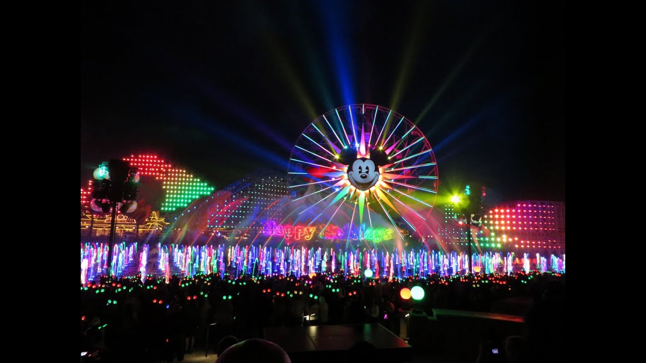 Full 2014 World Of Color Winter Dreams Youtube