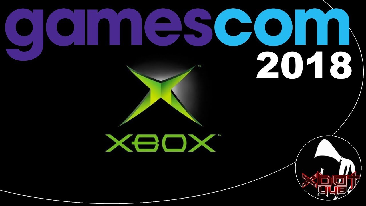 Watch Xbox's Gamescom 2018 live stream right here