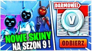 SEZON 9 ... BEDE TRYHARDEM * CUSTOMY SAJMON / SOLO * W FORTNITE