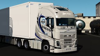 Volvo FH Tuning Pack DLC | Euro Truck Simulator 2