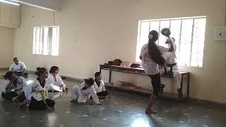 Karate the real martial arts