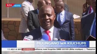 Kaunti za eneo la mlima Kenya kukutana kujadili muungano wa kiuchumi