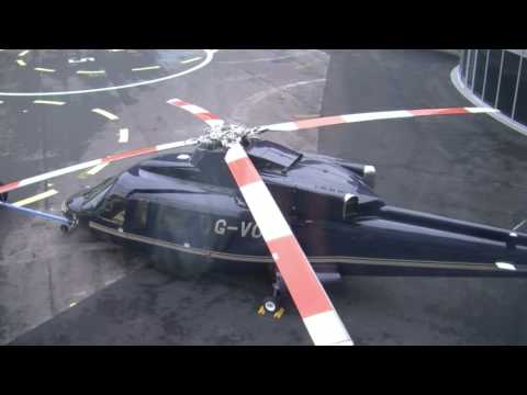 New passenger terminal at The London Heliport