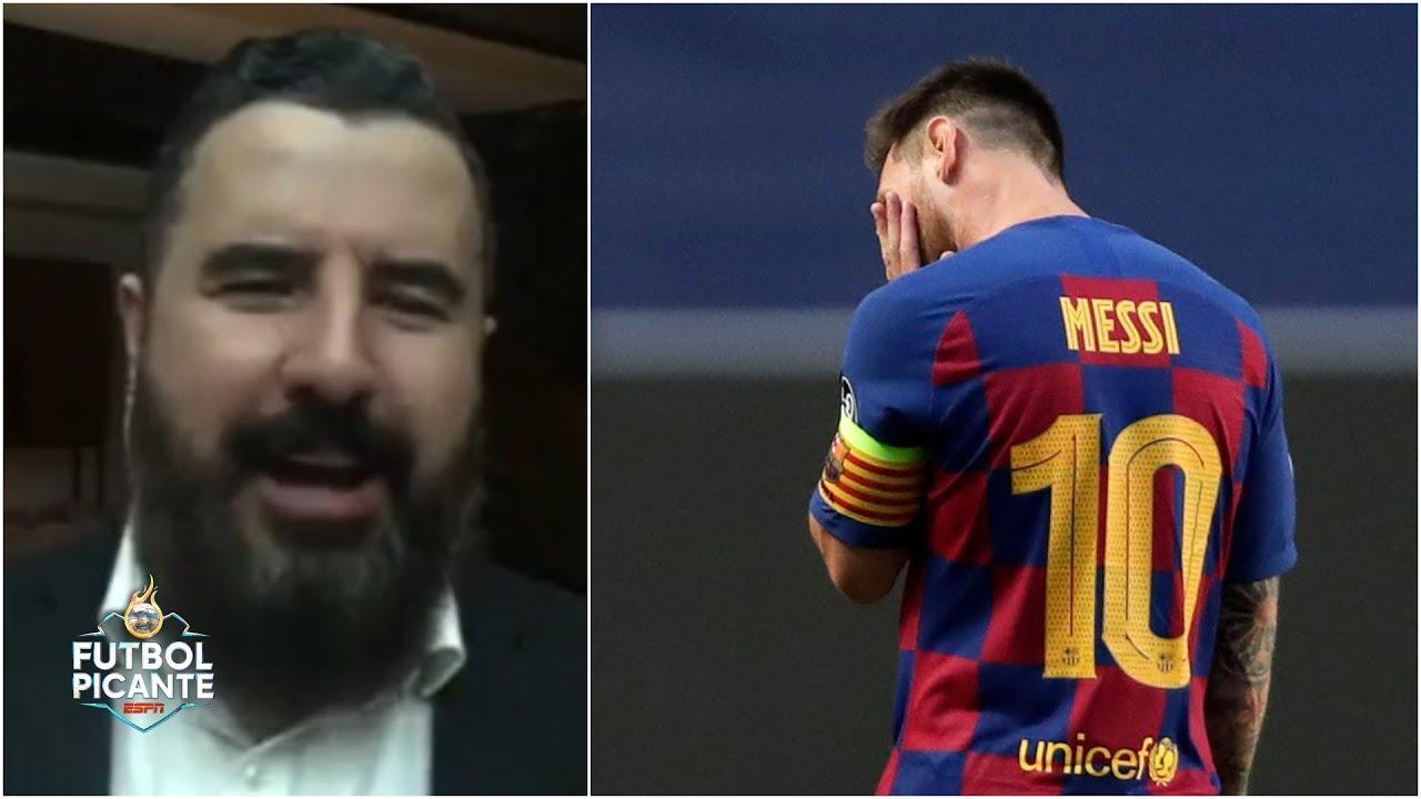 ¿Lionel Messi EQUIVOCADO? El argentino se iría por la puerta de atrás del Barcelona | Futbol Picante