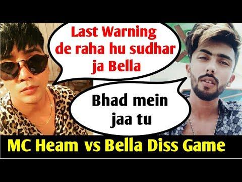 MC Heam New Diss Track For Bella |  MC Heam vs Bella | Brodha V Diss  | Gravity new Track