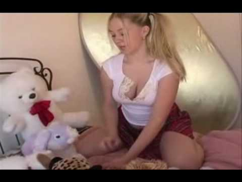 Blonde Nikki Sun - White Fishnet Stockings from YouTube · Duration:  55 seconds