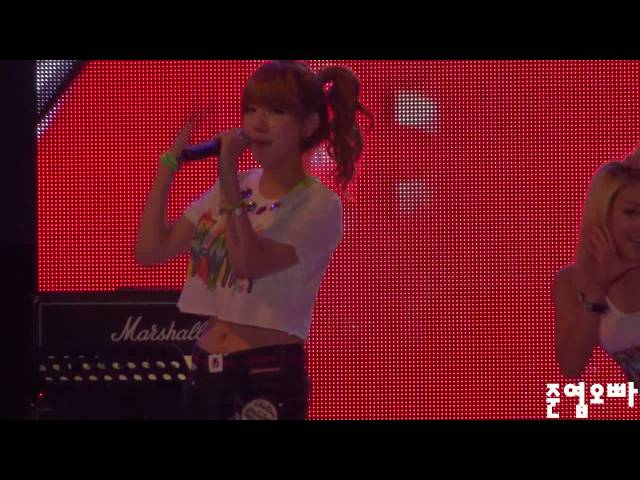 130608 TINY-G Minimanimo at French Korean Music Festival