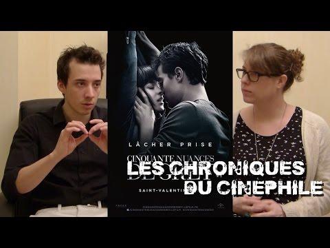 Les chroniques du cinéphile - 50 Nuances de Grey (Feat Capucine Lantenois) - 동영상