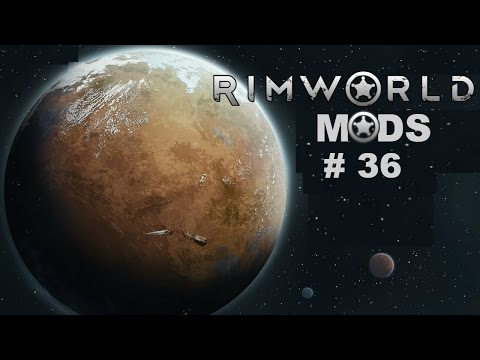 Salty Plays RimWorld Mods #36 Double Raid
