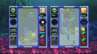 Tetris Splash Versus Gameplay - Xbox 360 - HD