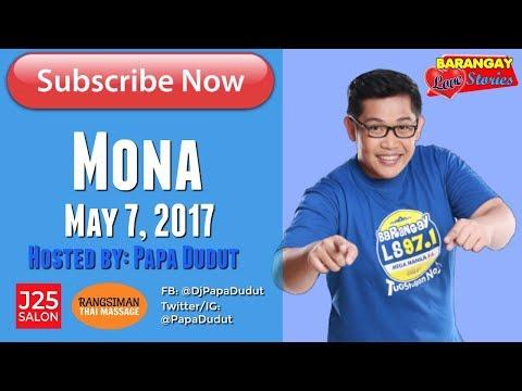 Barangay Love Stories May 7, 2017 Mona