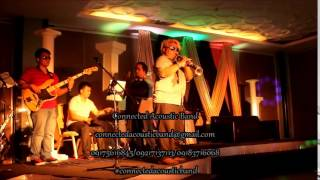 Forever In Love By Kenny G Reggae Version By Connected Acoustic Band