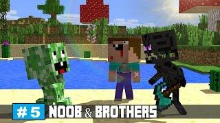 Creeper Encounter - Minecraft Animation
