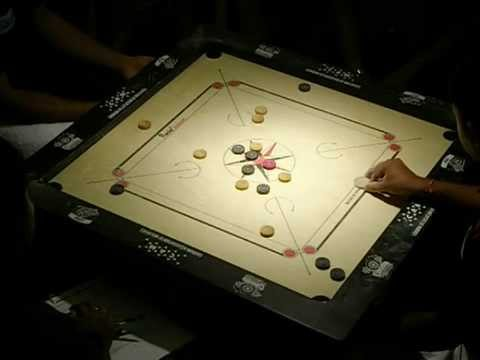 Carrom World Cup Final 2014 K.Srinivas vs M.Ghufran deciding game
