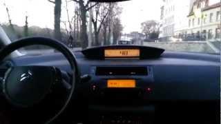 2010 Citroen C4 - Test Drive