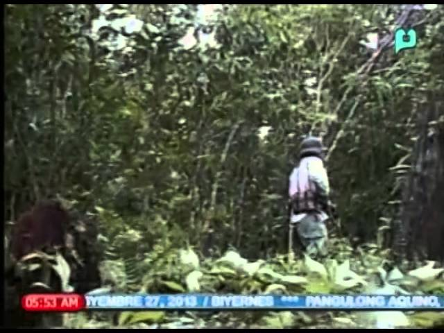 Balitaan: NPA, kinasuhan ng murder at multiple frustrated murder sa pag-atake sa Bukidnon