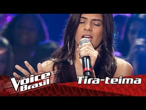 "Mariana Coelho canta ""Me & Mr. Jones"" no 'Tira-Teima' – 'The Voice Brasil' 