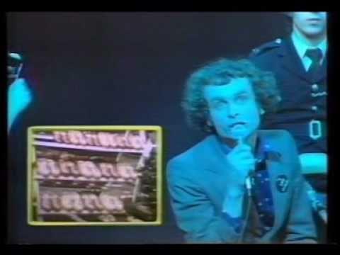 John Dowie (I'm a) British Tourist (Revolver 1978)