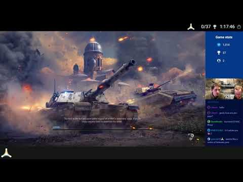 Armored Warfare - First Hour of Gameplay