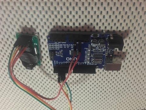 DS1302 и Arduino. Не запускается. Как запустить время и дату?