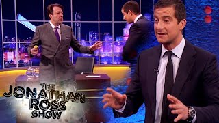Bear Grylls Teaching Self Defence - The Jonathan Ross Show