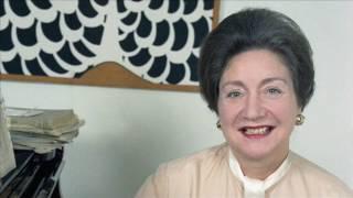 Moura Lympany int'w on her 75th b'day (1991)