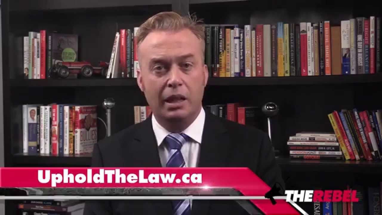 """Uphold The Law: Stop """"Sanctuary"""" Cities in Canada - YouTube"""