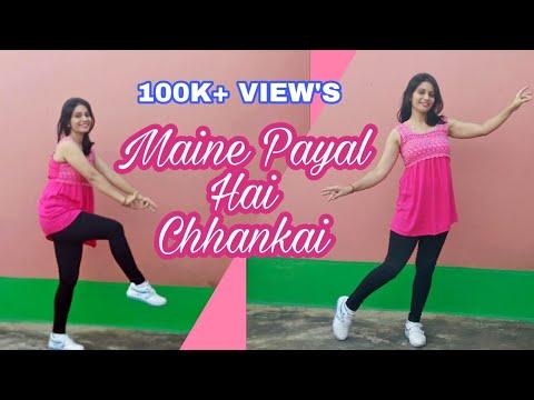 Maine Payal Hai Chankai Dance Performance || Falguni Pathak || Kanchan Sharma