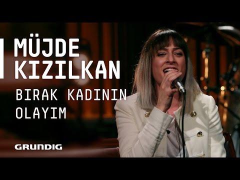 Müjde Kızılkan @Akustikhane - Bırak Kadının Olayım (Şebnem Ferah Cover) #Akustikhane #sesiniaç
