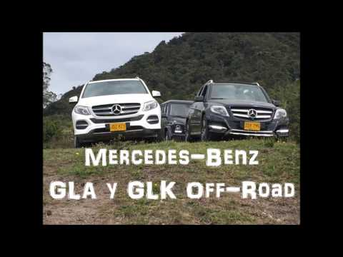 Mercedes-Benz Gle Y Glk Off-road  [Naves4x4]