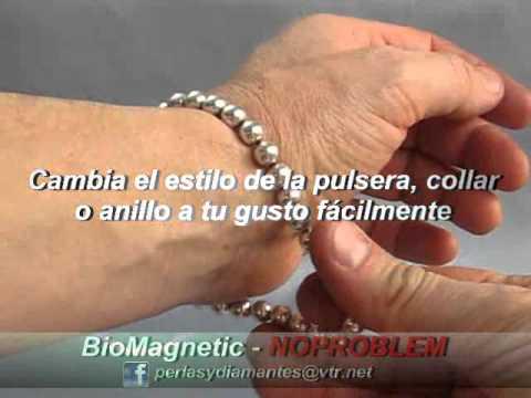 pulsera de imanes para adelgazar