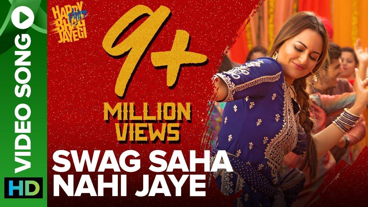 Download Swag Saha Nahi Jaye   Video Song   Happy Phirr Bhag Jayegi   Sonakshi Sinha