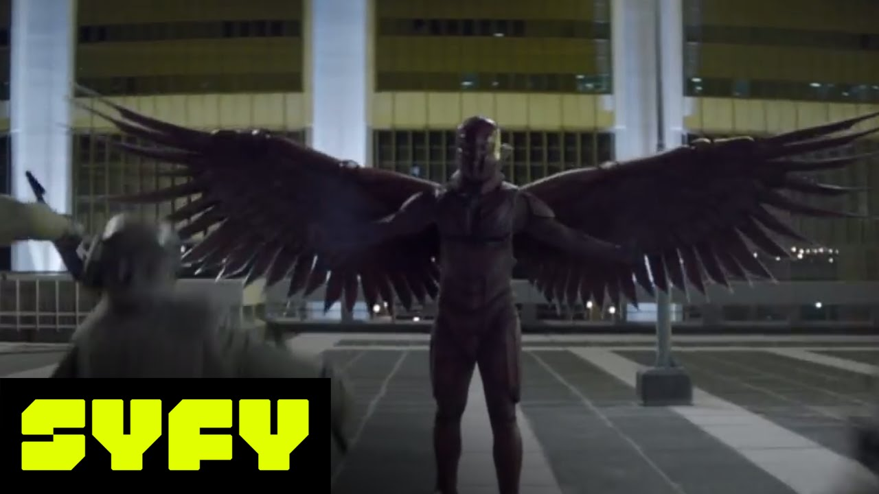 Download Dominion: Launch Trailer   Season 1   SYFY