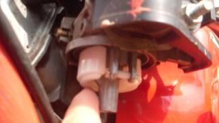 видео Блок цилиндров и крышка картера на двигатель Honda GC 190
