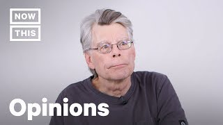 How Stephen King Predicted Trump's Rise Decades Ago | Opinions | NowThis