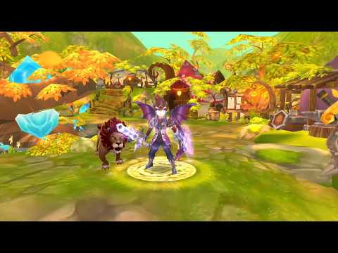 Flyff Legacy - Anime MMORPG » Free android games