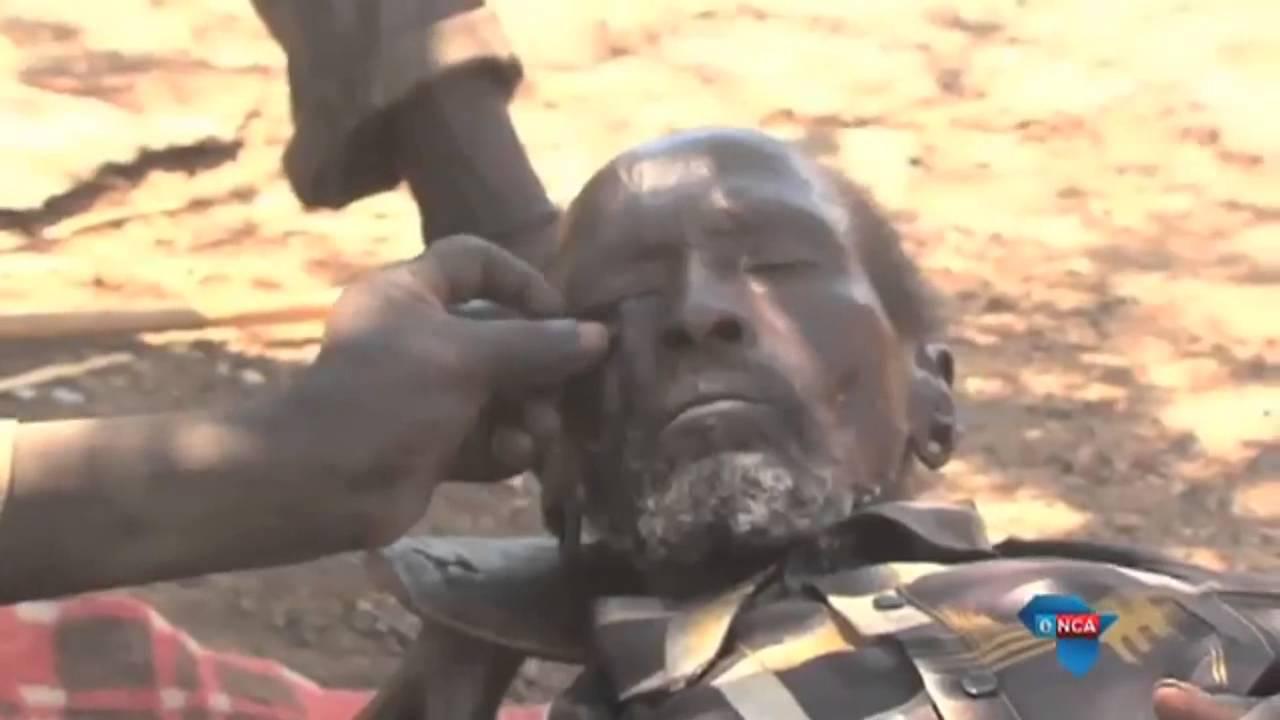Kenya's unusual snakebite cure