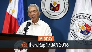 PH files diplomatic protests vs China over West PH Sea
