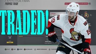 Brassard Traded to The Penguins! Review , EA AGREE? NHL 18