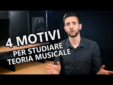 4 Motivi per Studiare Teoria Musicale