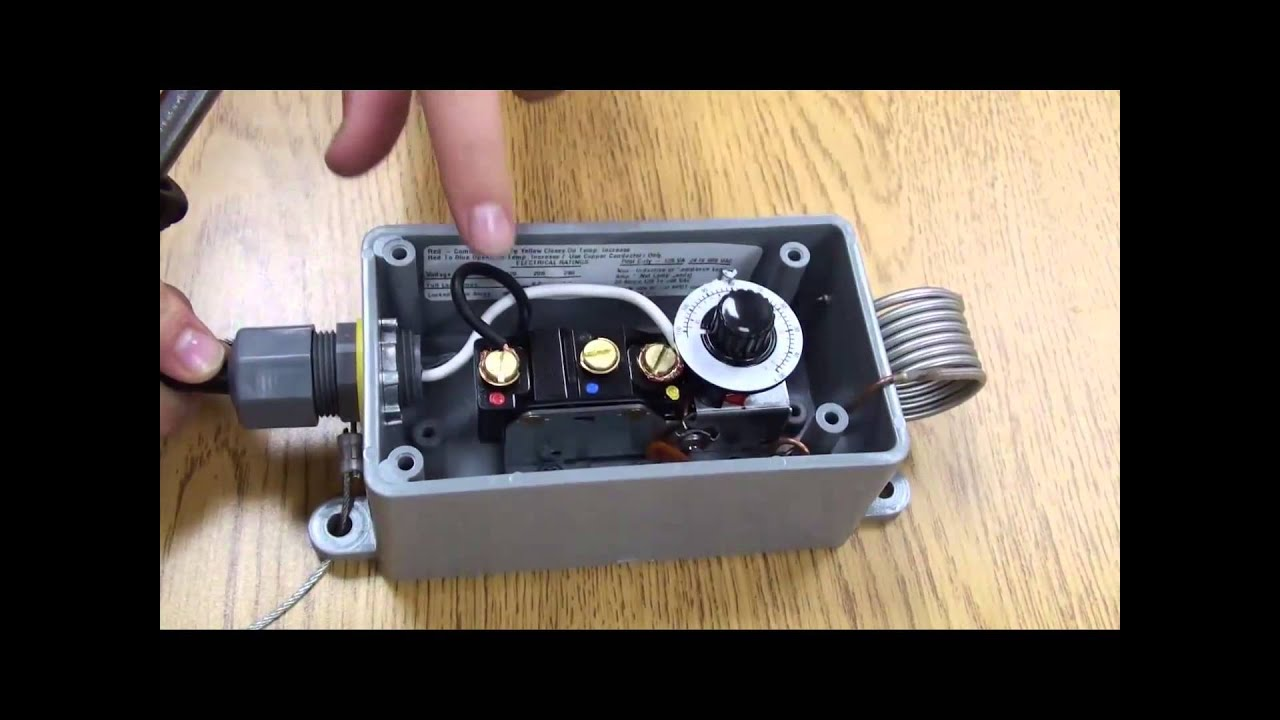 Learn To Install A Durostat Thermostat Installation