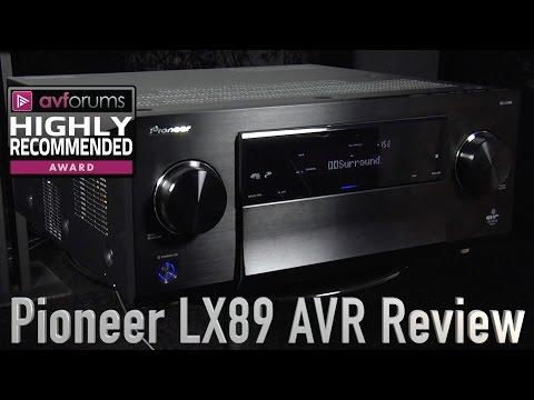 Pioneer SC-LX89 AV Receiver Review