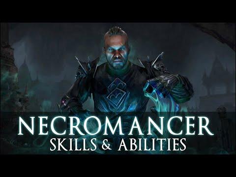 Eso Necromancer Skill Line