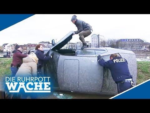 Nach Angriff im Kindergarten: wilde Verfolgungsjagd mit Folgen! | Die Ruhrpottwache | SAT.1