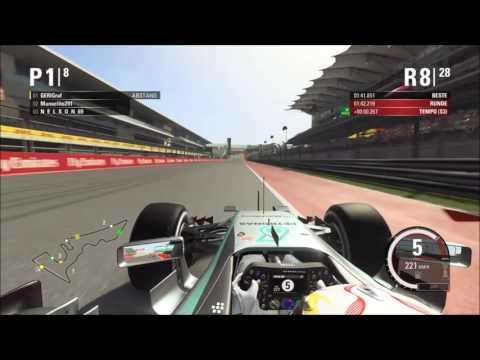 F1™ 2015 - Liga Rennen USA - Deutsch/German
