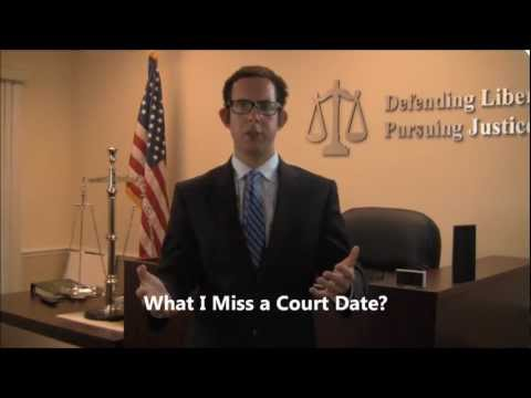 What if I Miss a Court Date? Mp3