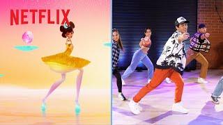 \Ultraluminary\ Dance Tutorial by Kyle Hanagami  Over the Moon  Netflix Futures