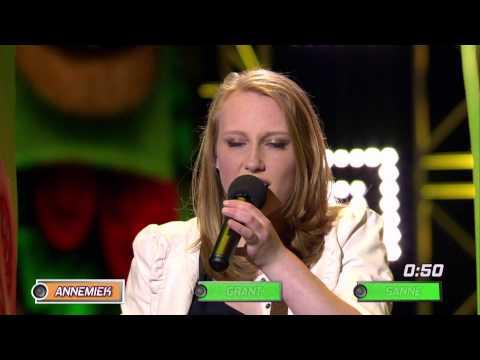 Sandwich - Annemiek, Grant & Sanne - Show 8 - Beat It