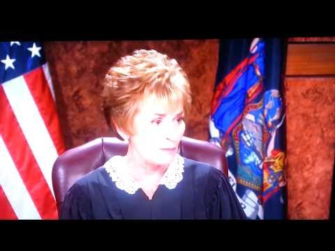 Judge Judy breaks a greedy plaintiff down