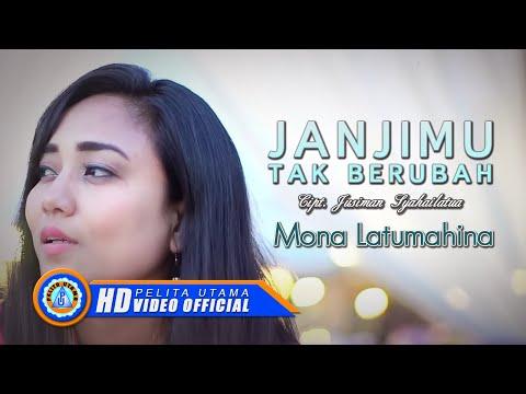 Mona Latumahina - JANJIMU TAK BERUBAH (Official Lyrics Video)